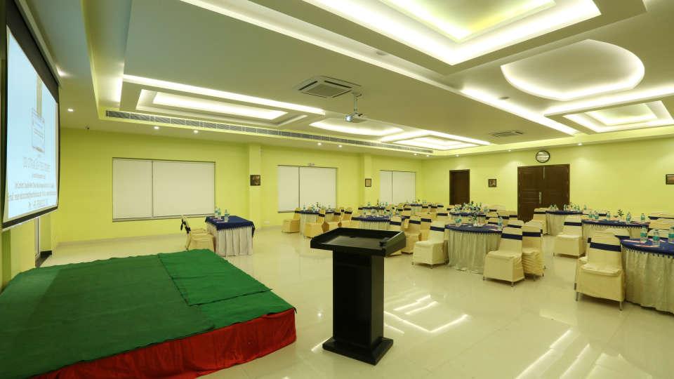 Banquet Hall Resort de Coracao Corbett 4