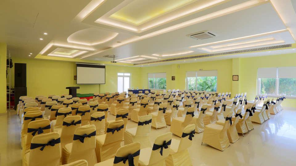 Conference Hall Resort de Coracao Corbett 1
