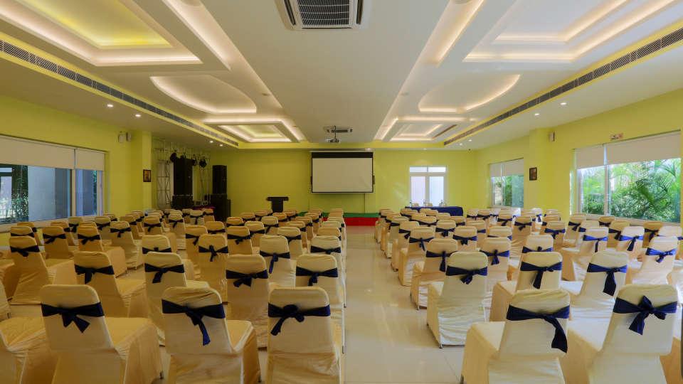 Conference Hall Resort de Coracao Corbett 2