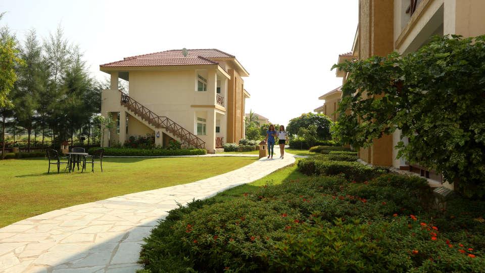 Cottage Exterior View Resort de Coracao Corbett 14