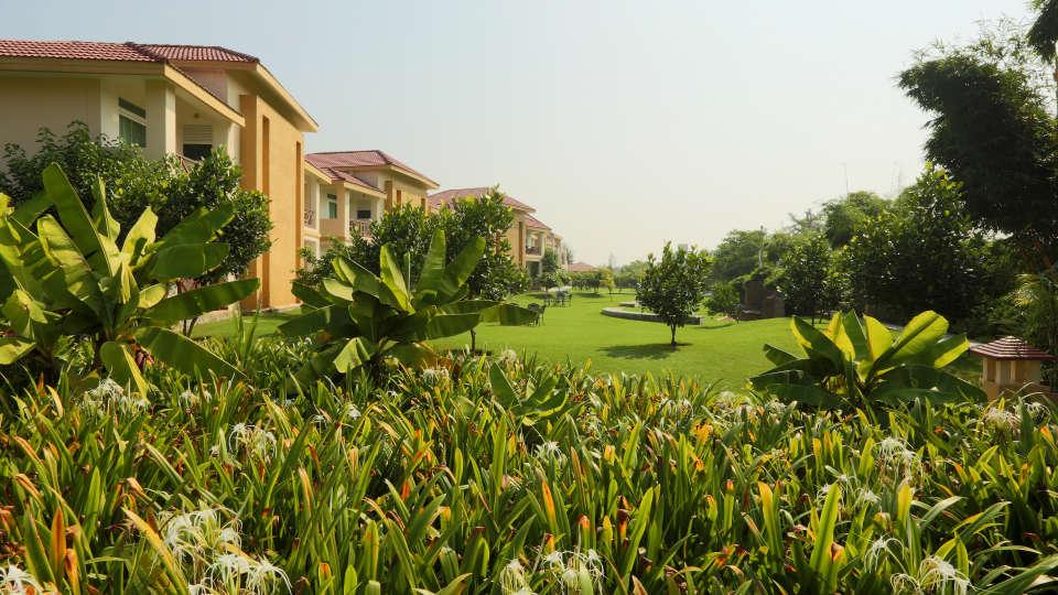 Cottage Exterior View Resort de Coracao Corbett 18