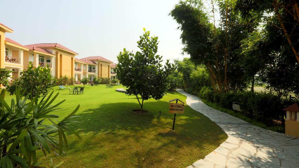 Cottage Exterior View Resort de Coracao Corbett 19
