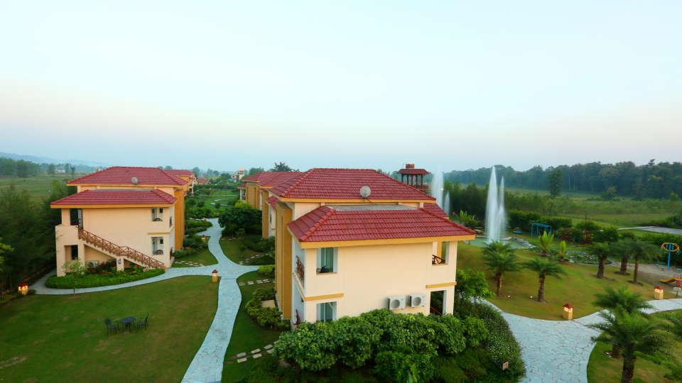 Cottage Exterior View Resort de Coracao Corbett 1