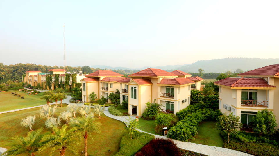 Cottage Exterior View Resort de Coracao Corbett 2