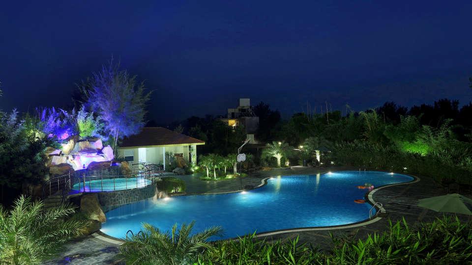 Cottage Exterior View Resort de Coracao Corbett 4