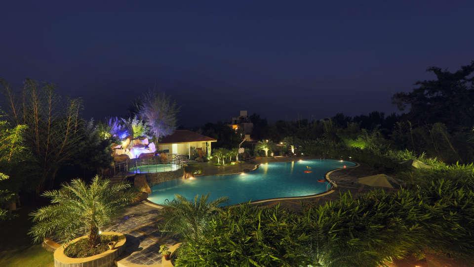 Cottage Exterior View Resort de Coracao Corbett 5