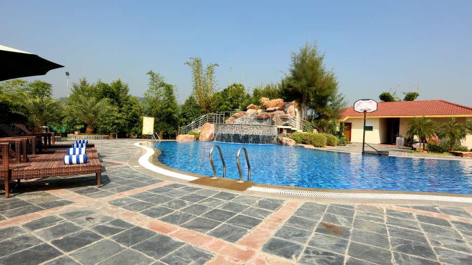 Pool Resort de Coracao Corbett 3