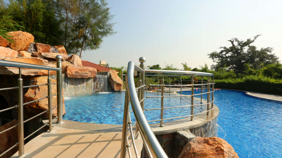 Pool Resort de Coracao Corbett 5