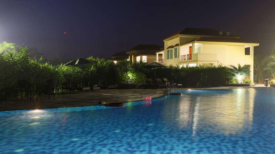 Pool Resort de Coracao Corbett 7