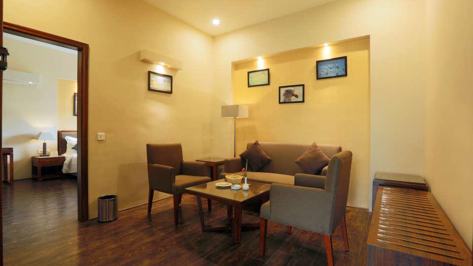 Premium Cottage Resort de Coracao Corbett 2
