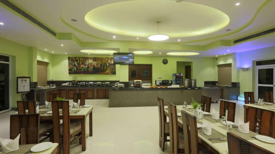 Restaurant Resort de Coracao Corbett 2