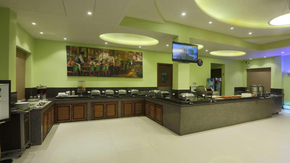 Restaurant Resort de Coracao Corbett 5