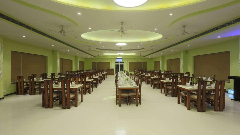 Restaurant Resort de Coracao Corbett 8