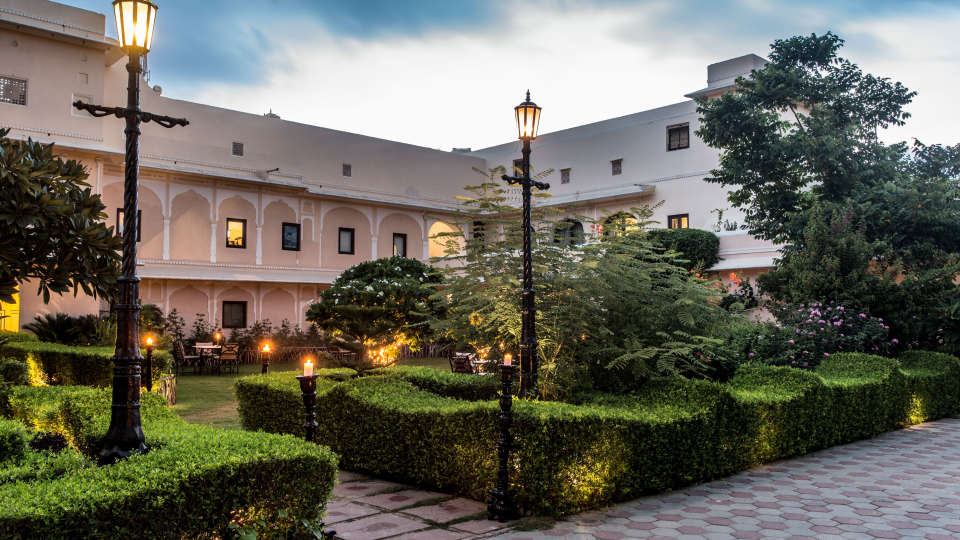 7U4A0878 Royal Heritage Have Royal Heritage Haveli by Niraamaya Retreats Jaipur Hotel in Rajasthan