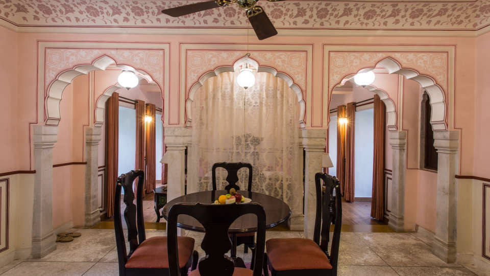 RoyalSuite2 Royal Heritage H Royal Heritage Haveli By Niraamaya Retreats Jaipur Hotel in Rajasthan
