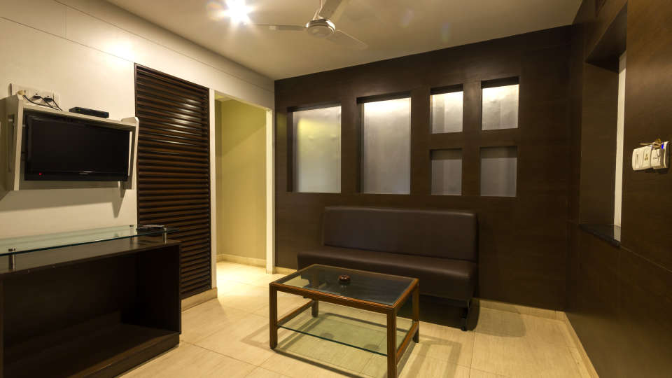 Suite at Hotel Sandhya Residency Bangalore