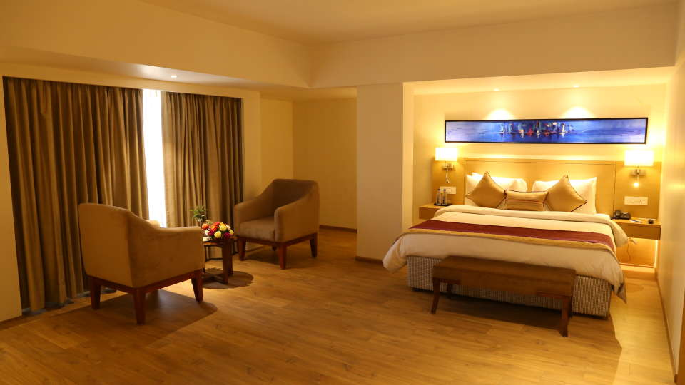 Superior Rooms Sarovar Portico Ahmedabad 20