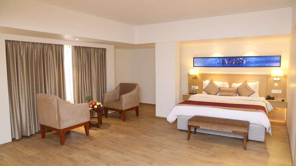 Superior Rooms Sarovar Portico Ahmedabad 21