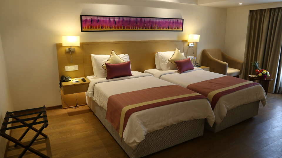 Superior Rooms Sarovar Portico Ahmedabad 2