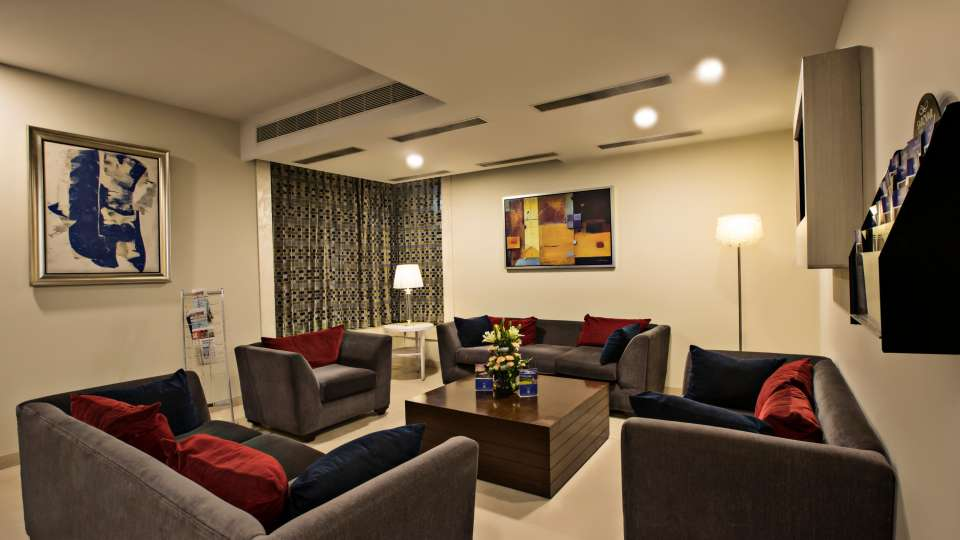 Rooms at Sarovar Portico Naraina 1