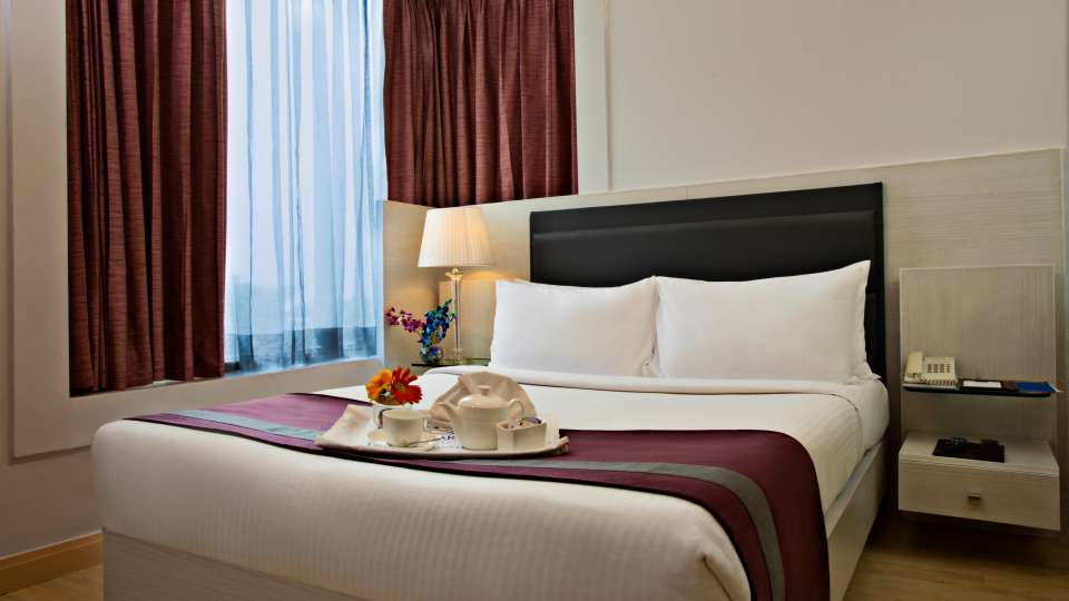 Rooms at Sarovar Portico Naraina 3