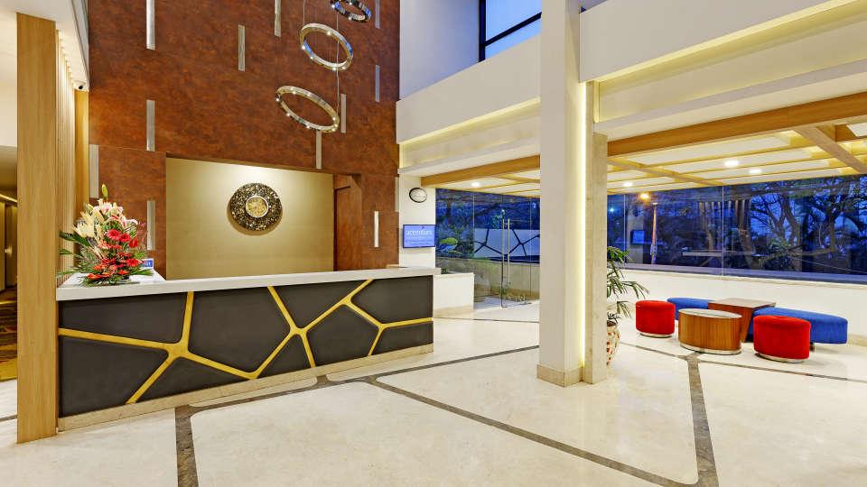 2 Lobby area