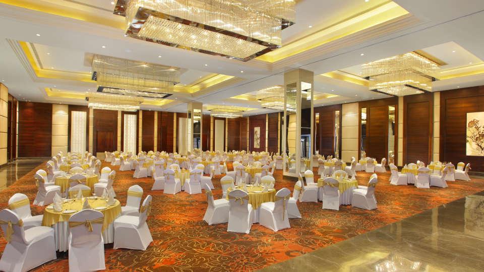 Banquet at Hotel Seyfert Sarovar Portico Dehradun 2