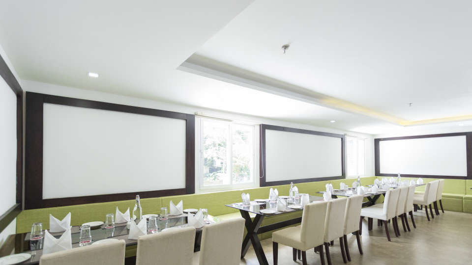 Restaurant Summit Hampton Hotel Thekkady