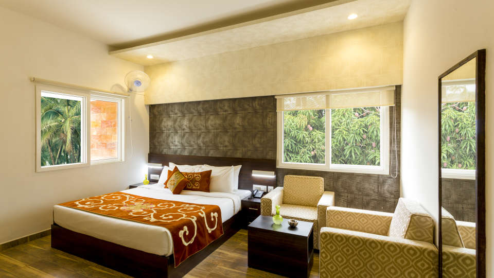 Super Deluxe Room Summit Hotel Thekkady