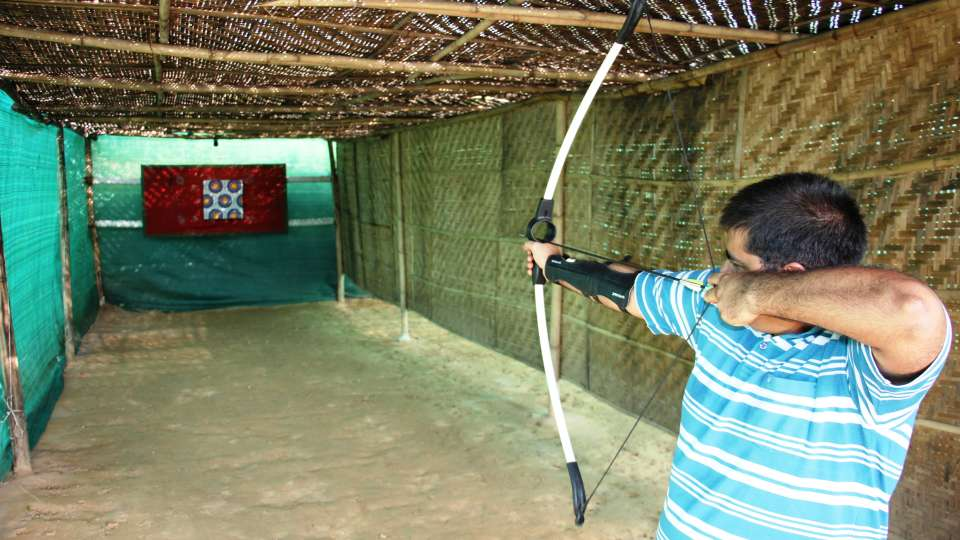 Archery Bunker Tao Experience Jaipur