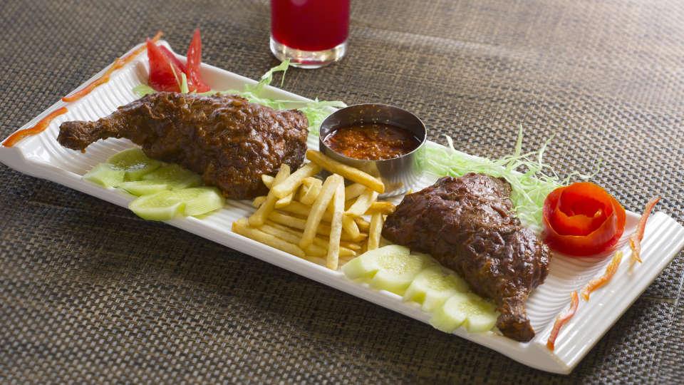Dining at TGI Star Holiday Resort Yercaud 8