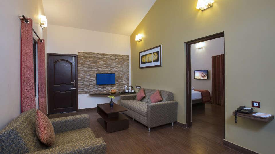 Rooms at TGI Star Holiday Resort Yercaud 6