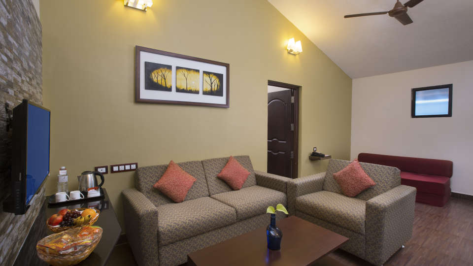 Suite at TGI Star Holiday Resort Yercaud 3