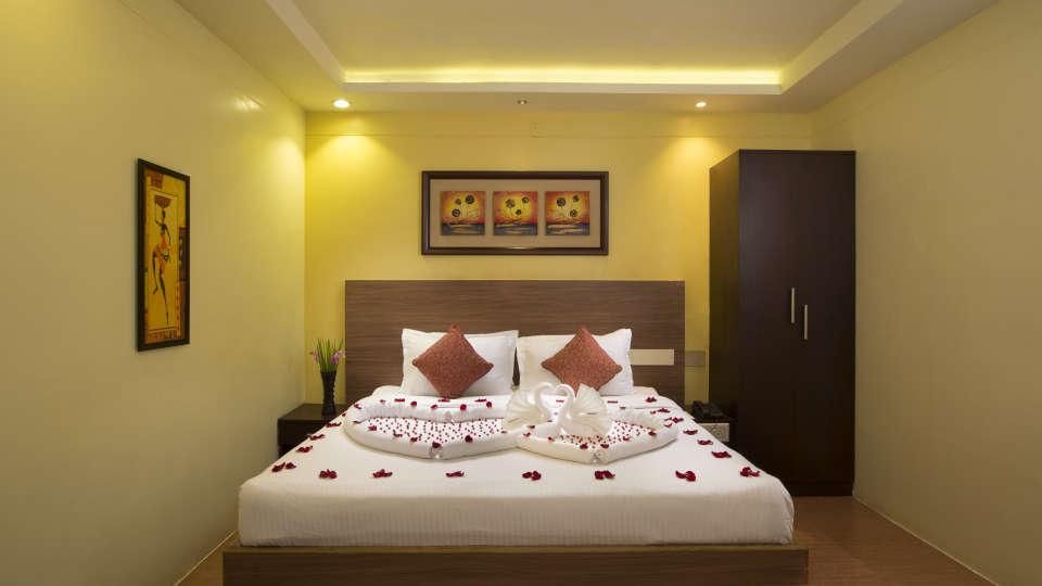 Superior Rooms at TGI Star Holiday Resort Yercaud 3