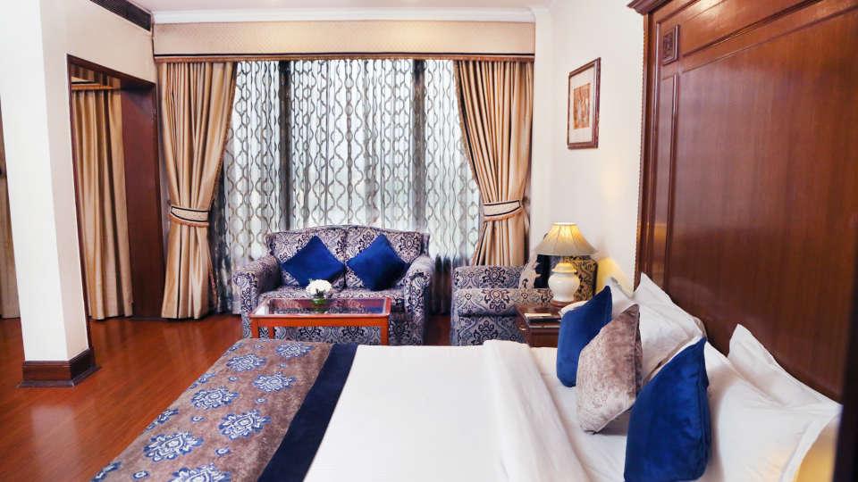 Business Suite, The Bristol Hotel Gurgaon, 5-star Hotel In Gurgaon 7799