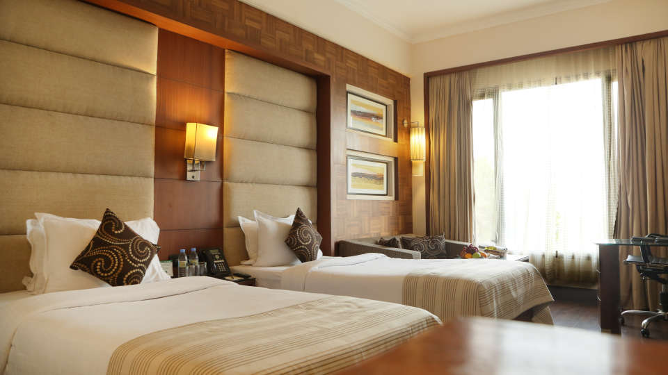 Deluxe Rooms at The Bristol Hotel Gurgaon, Rooms in Gurgaon 3