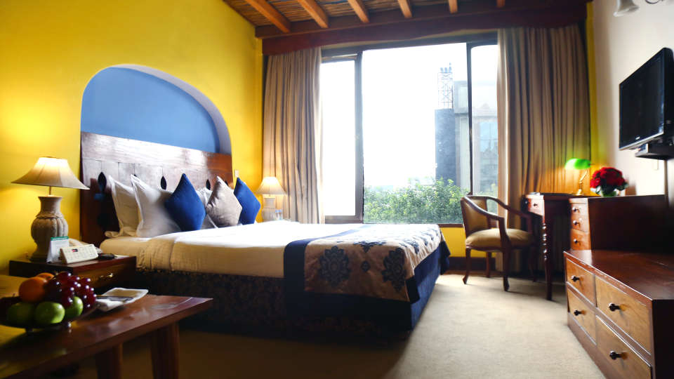 Mexican Suite at The Bristol Hotel Gurgaon, Places To Stay In Gurgaon 1