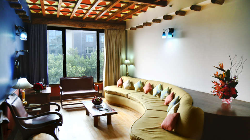 Mexican Suite at The Bristol Hotel Gurgaon, Places To Stay In Gurgaon  6
