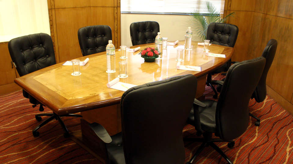 Pearl Boardroom at The Gokulam Park Kochi
