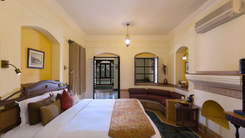 The Haveli Hari Ganga Hotel, Haridwar Haridwar Suite at HHG