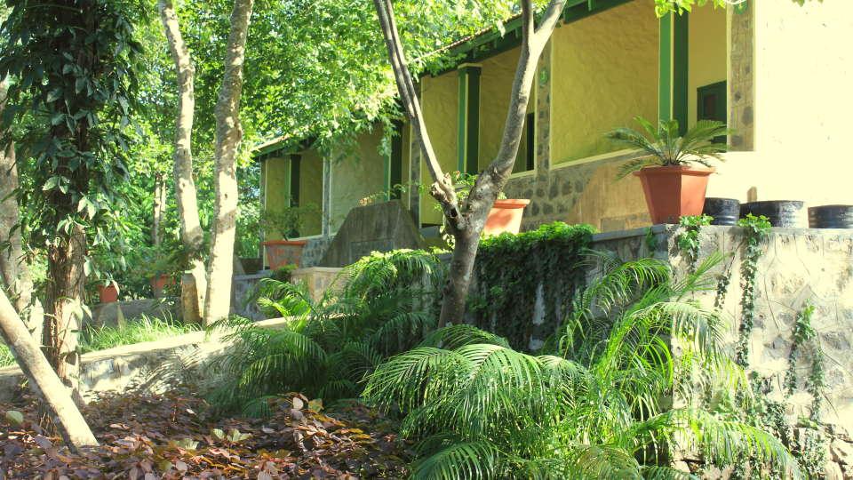 The Last Shola Cottages, Yercaud Yercaud Outside Green Cottages the last shola cottages yercaud