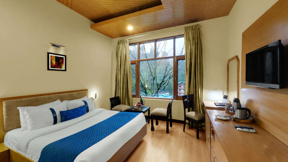 Superior Room at The Manali Inn Hotel