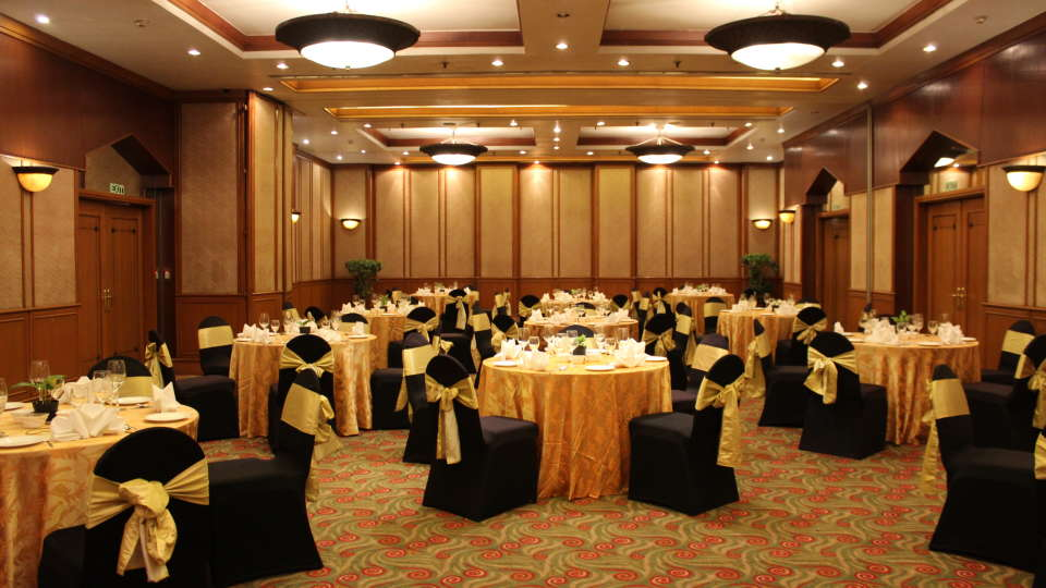 Banquet Halls in Mumbai, 5-Star Hotels near Mumbai Airport, The Orchid Hotel Mumbai Vile Parle