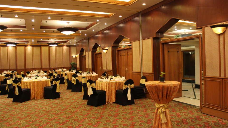 The Orchid Hotel Mumbai Vile Parle Mumbai Chamber Banquet Halls The Orchid Hotel Mumbai Vile Parle near Mumbai Airport Domestic Terminal 3