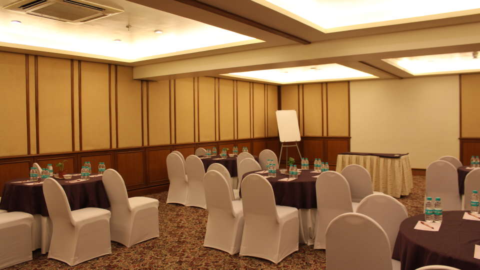 The Orchid Hotel Mumbai Vile Parle Mumbai Churchill Banquet Hall The Orchid Hotel Mumbai Vile Parle near Mumbai Airport Domestic Terminal 1