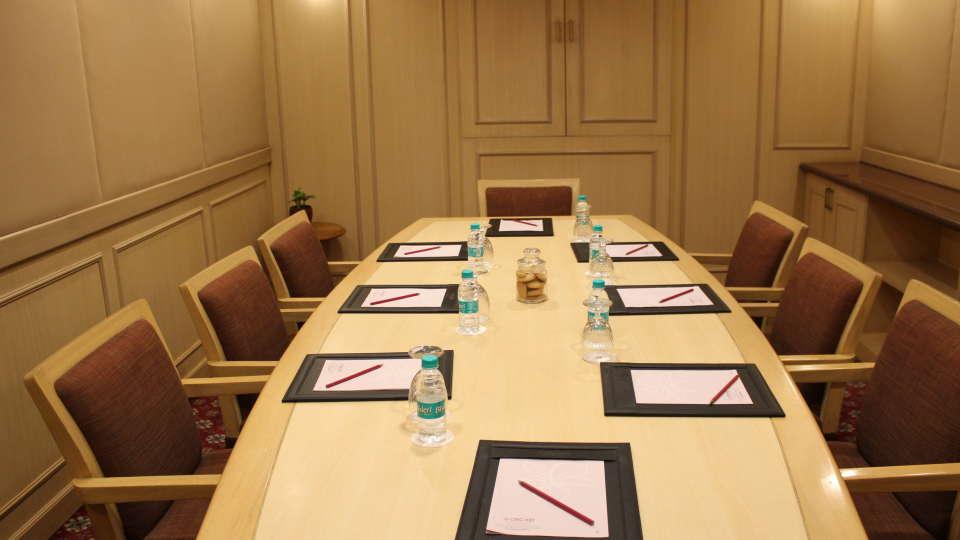 The Orchid Hotel Mumbai Vile Parle Mumbai Meeting Room The Orchid Hotel Mumbai Vile Parle near Mumbai Airport Domestic Terminal 1