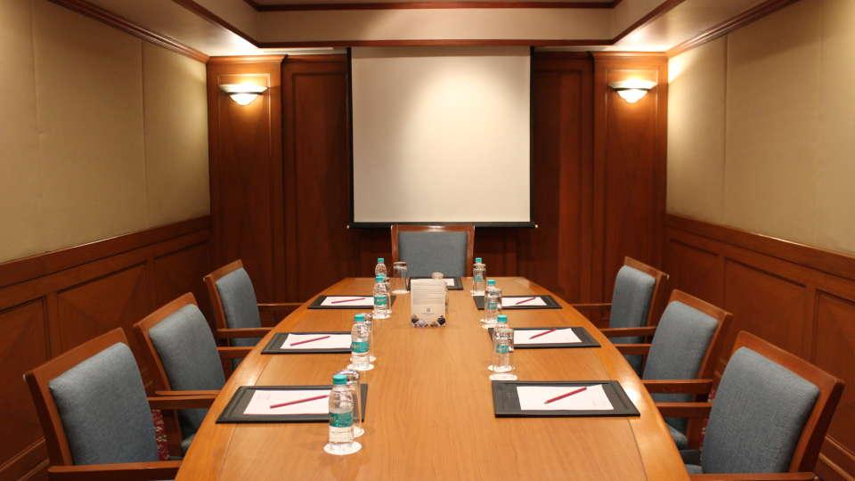 The Orchid Hotel Mumbai Vile Parle Mumbai Meeting room The Orchid Hotel Mumbai Vile Parle near Mumbai Airport Domestic Terminal 3