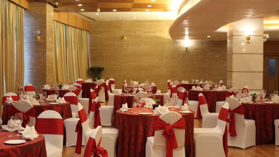 The Orchid Hotel Mumbai Vile Parle Mumbai Prive Banquet Halls The Orchid Hotel Mumbai Vile Parle near Mumbai Airport Domestic Terminal 2