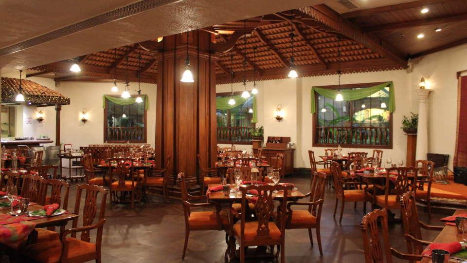 Restaurants in Marine Drive, The Orchid Mumbai Vile Parle, 5-Star Hotels near Mumbai Airport