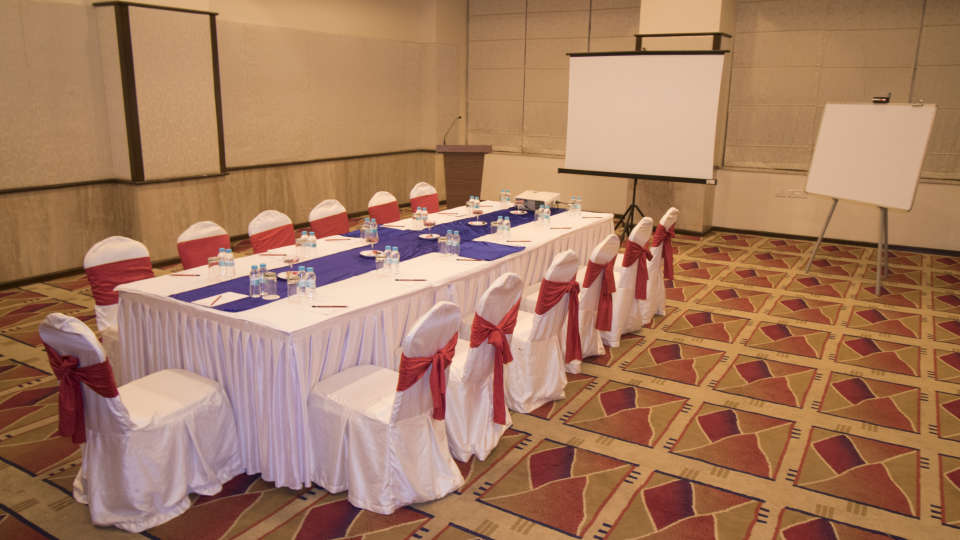 Banquet and Meeting Room at The Orchid Hotel Pune - 5 Star Hotel in Balewadi Pune